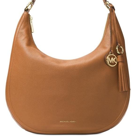 0ed6d0df896a Michael Kors Bags | Nwt Lydia Large Hobo With Tassel Bag | Poshmark